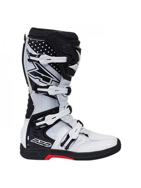 Stivali Axo MX ONE bianco MX2R0025