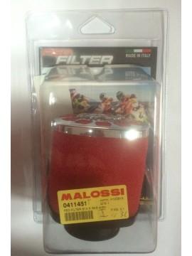 RED FILTER MALOSSI E14 X 35.5 DRITTO