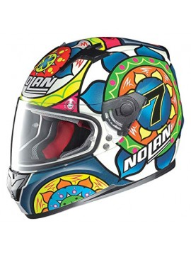 CASCO NOLAN INTEGRALE N-64 REPLICA GEMINI